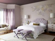 schlafzimmer ideen gestaltung shabby chic weiß rosa kinderzimmer ...