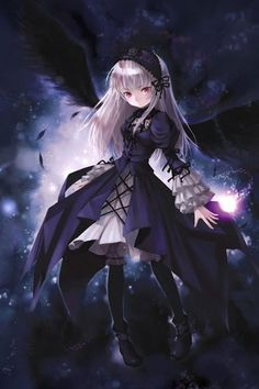 Suigintou, Rozen Maiden