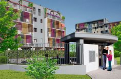 Certificate nella prestigiosa classe energetica A+, le residenze Giardini Milano Life sono state progettate con criteri eco-compatibili e costruite con materiali e tecnologie innovative, per offrire il massimo benessere e il più elevato risparmio energetico.