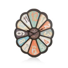 Buy Meteor Clock Multi-color Decor Living Room for R599.00