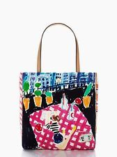 kate spade New York 'Bella' tote for sale at our ebay shop.  Witty, colorful style.