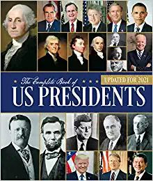 Amazon.com: The Complete Book of US Presidents, Fourth Edition: Updated for 2021: 9780785839231: Yenne, Bill: Books