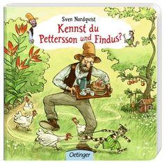 Kennst du  Pettersson und Findus? von Sven Nordqvist http://www.amazon.de/dp/378916948X/ref=cm_sw_r_pi_dp_qCZwub07ST5MY
