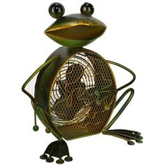 Frog fan.  i would love one of these