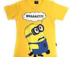 Minion Children T-shirt