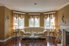 orange living room 30 Excellent Living Room Paint Color Ideas