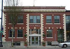 Newberg, Oregon  City Hall