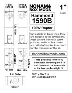 motley mods box mod wiring diagrams,led button,switch parallel box mod wiring-diagram drilling template for hammond 1590b box mod link to pdf for printing below thanks