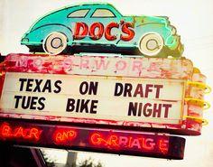 Photography Austin Texas Photo Neon Sign Retro Bar Sign Fine Art Print Texas Art Neon Lights  sc 1 st  Pinterest & The Austin Motel - Vintage - Retro - Sign - Photography - Austin TX ...