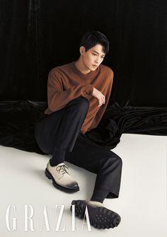 Jong Hyun   Grazia Lee Jong Hyun Cnblue, Kang Min Hyuk, Jung Yong Hwa, Lee Jung, Grazia Magazine, Cn Blue, Boy Music, Dating Coach, Fnc Entertainment