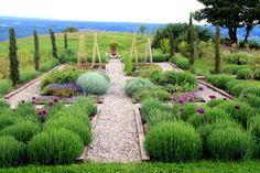garden plots for produce!