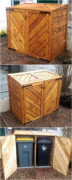 Kitchen Garbage Storage Ideas Html on paper storage ideas, kitchen garbage furniture, rice storage ideas, kitchen garbage cabinets, kitchen island with built in recycling,