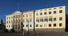 Resultado de imagen de ampliacion del ayuntamiento de gotemburgo