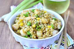 Teriyaki Fried Rice by Iowa Girl Eats