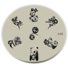 Konad Stamping Nail Art Image Plate - M23 >>> You can find out more details at the link of the image. (This is an affiliate link and I receive a commission for the sales)