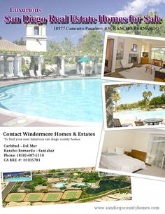 Beautiful Homes for Sale in Poway, CA