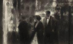 Anne Magill, 1962 ~ Never Let Me Go | Tutt'Art@ | Pittura * Scultura * Poesia * Musica |