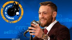Conor McGregor Awarded Donkey Of The Day For Taunting Floyd Mayweather w/'Dance For Me Boy!' Comment