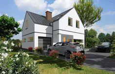 Projekty domów ABCentrum-DOM / DZ-2