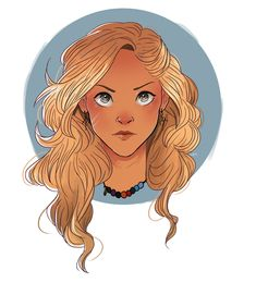 Annabeth Chase   art by alexcopeman