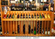 wine retail displays - Google Search