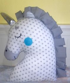Crib bumper - Unicorn pillow - Stuffed unicorn - Unicorn bedding - Photo pillow - Nursing pillow - 1 year old gift - Baby shower gift - Excited to share the latest addition to my shop: Unicorn/Crib Bumper/Pillow/Baby soft toy Unicorn Cushion, Unicorn Pillow, Crib Pillows, Kids Pillows, Pillow Room, Sewing Pillows, Baby Shower Themes, Baby Shower Decorations, Baby Shower Gifts