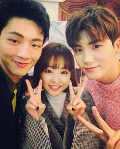 Hyung sik and jisoo .. strong woman do bong soon drama