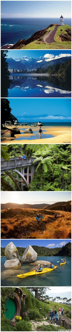 100% Pure New Zealand So many beautiful places to visit in New Zealand. email sue@nztravelbrokers.co.nz for travel info #newzealand #nzlodges