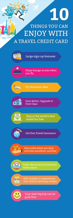 10 things you can enjoy with a travel credit card When choosing a credit card, there are many options from multiple banks, making the task rather complex. The simplest way to choose the right credit card for you is to see which credit card offers the most value given your spending patterns and lifestyle. For those of us who love travelling in luxury, a Travel card is a great option. Here are some of the reasons you should consider a Travel credit card
