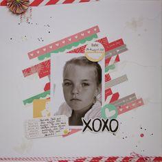 Layout: XOXO