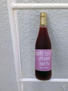 せいの農園スチューベンジュース Grape Juice Steuben