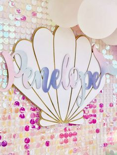 Mermaid Birthday Party Ideas | Photo 2 of 9 | Catch My Party