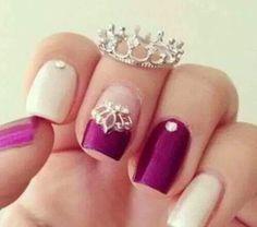 Image Via We Heart It Beautiful Fabulous Nailart Princess