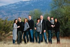 extended family photography Family Portrait Photography in Tucson, Phoenix and Scottsdale Arizona