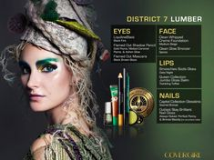 Newly Released: The COVERGIRL Capitol Collection Beauty Looks