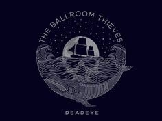 Album cover for the Ballroom Thieves