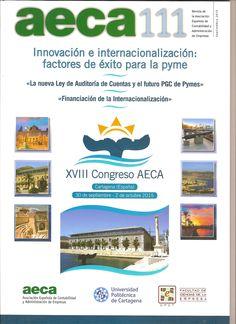 Dinamizar la pyme en el entorno económico actual http://www.udima.es/es/xviii-congreso-aeca.html