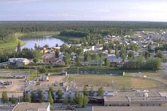 Hay River NWT Mackenzie River, Fort Smith, Northwest Territories, Midnight Sun, North West, Arctic, Dolores Park, Coast, Canada