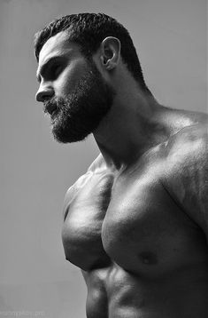 Muscled guy