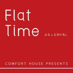 Flat Time ロゴ