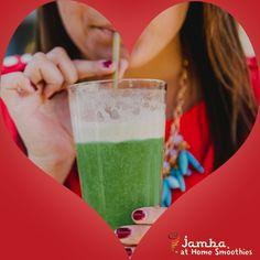 It's true Jamba love. #JambaJuice #smoothie #fruitsmoothie