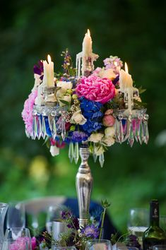 Image by Especially Amy - Traditional White Wedding At The Rectory In Wiltshire With Bride In Bespoke Gown And Vibrant Blue Hydrangeas And Hot Pink Peonies In Wedding Flowers http://www.rockmywedding.co.uk/vibrant-blooms-for-a-white-wedding/