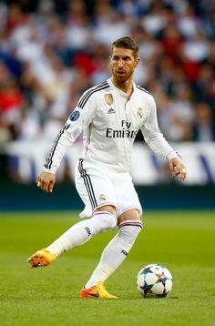 Sergio Ramos .Real Madrid C.F
