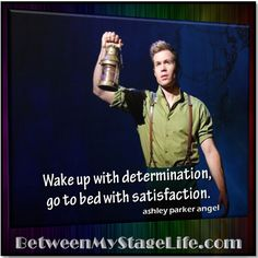 It's a basic mantra that produces massive results. #ashleyangelparker #determination http://BetweenMyStageLife.com