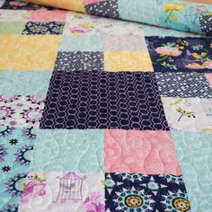 Welcome to Layer Cake Checkmate Quilt day! Yep thats right the Fat Quarter Shop have done it again with another free quilt pattern. This one is super fast and best of all it's layer cake f…
