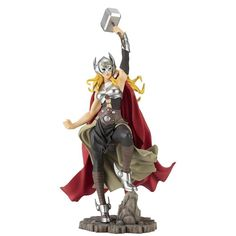 awesome NEW Marvel Feminine Thor Statue Bishoujo Girl God of Thunder Kotobukiya 6TG6zu1 Check more at https://aeoffers.com/product/baby-toys-and-games-clothing-shoes/new-marvel-feminine-thor-statue-bishoujo-girl-god-of-thunder-kotobukiya-6tg6zu1/