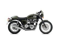Thruxton   Triumph Motorcycles