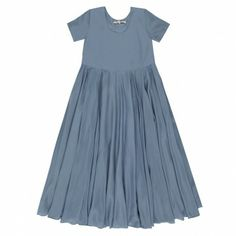 Blue Parachute Dress - cabbages and roses £319