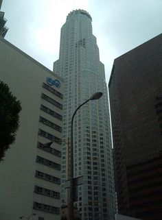 Libtwr1 - U.S. Bank Tower (Los Angeles) - Wikipedia, the free encyclopedia