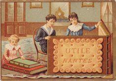 LU biscuit - Lefèvre-Utile